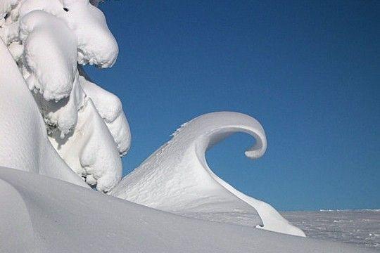 belles images de neige