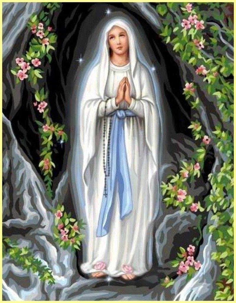 Résultats de recherche d'images pour «vierge marie»