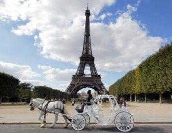 paris calches balade en calche paris mariage en calche - Location Carrosse Mariage