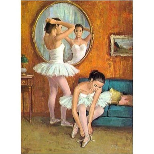 AbsoluPorn - Susane se masturbe devant son miroir -