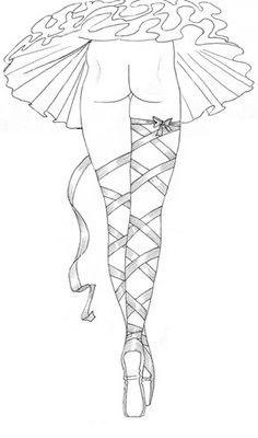 gif : danseuse  ..sans culotte! lol