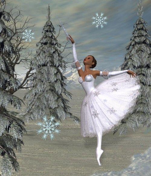 gif :danseuse