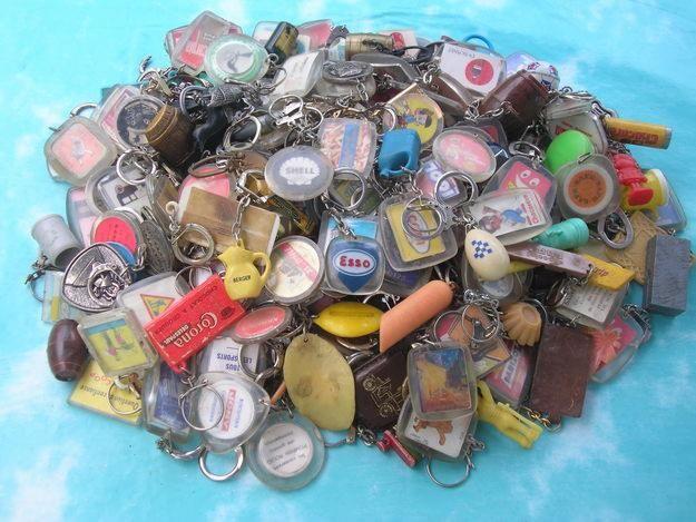 Vive la copocl philie art de collectionner les porte clefs for Collection de porte clefs