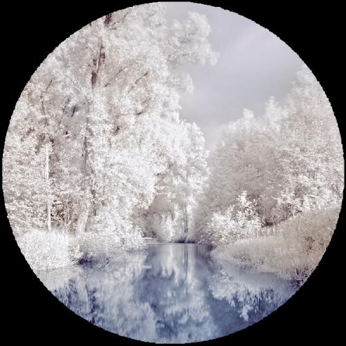 gif : image paysage neige