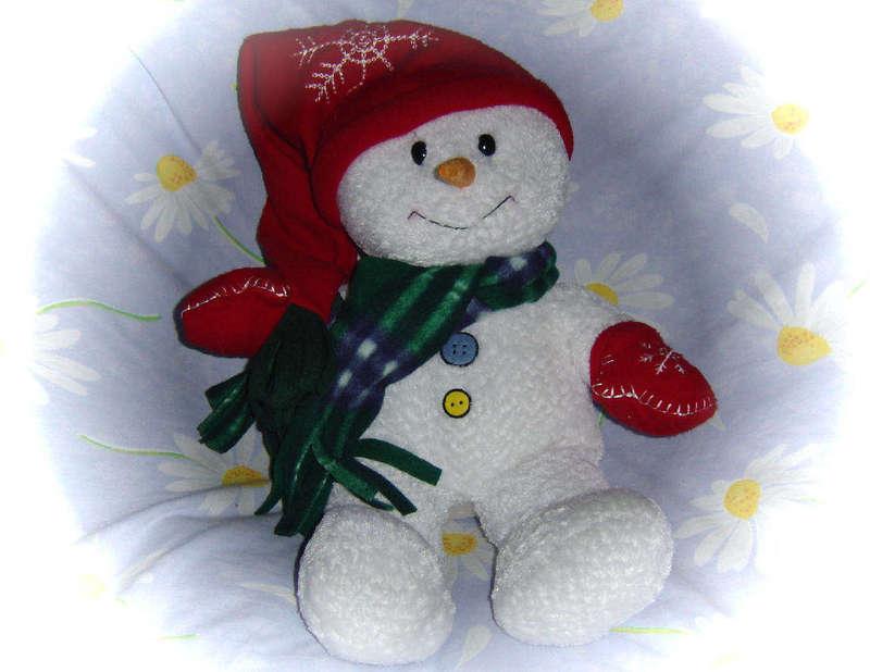Jour j moins 14 de noel bonhomme de neige - Bonhomme de neige decoration exterieure ...