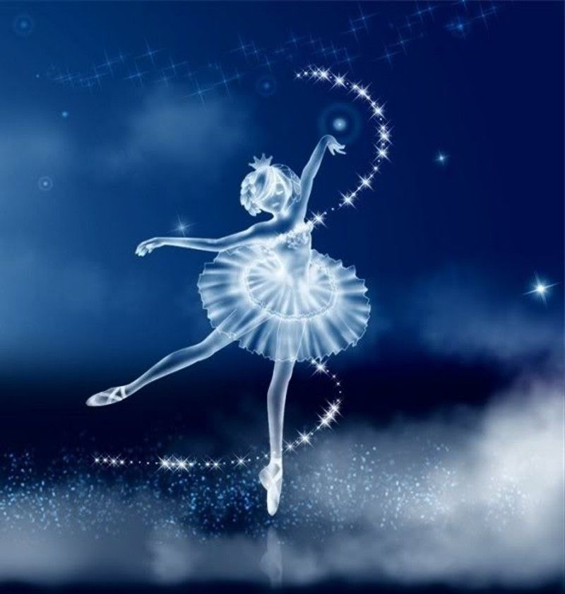anniversaire danseuse ballerine