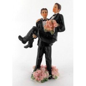 figurine de marie hommejpg - Figurine Mariage Gay