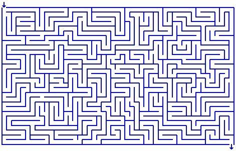 L comme labyrinthes - Jeux labyrinthe a imprimer ...