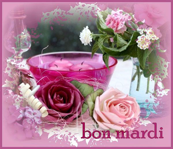 Gif bon mardi et bonne journ e texte for Par la fenetre ouverte bonjour le jour