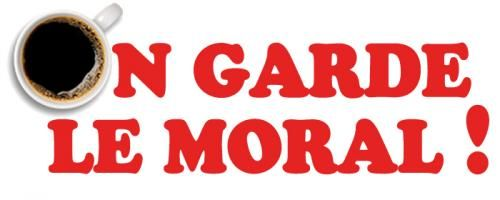 garde le moral anime