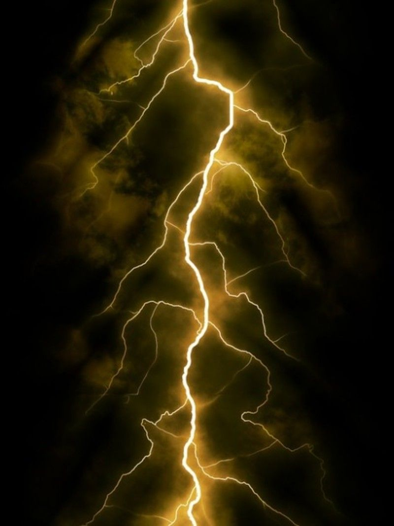 thunderstorm wallpaper 3d