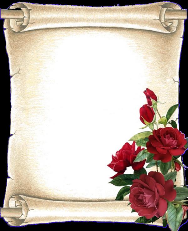 Gif parchemin vierge - Decoration de grand vase transparent ...