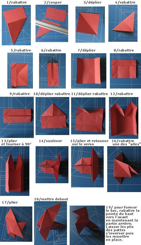 astuces id es cadeaux paques cocotte papier et divers. Black Bedroom Furniture Sets. Home Design Ideas