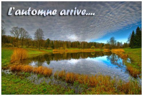 Cartes virtuelles fin de l 39 t bonjour l 39 automne - Images d automne gratuites ...