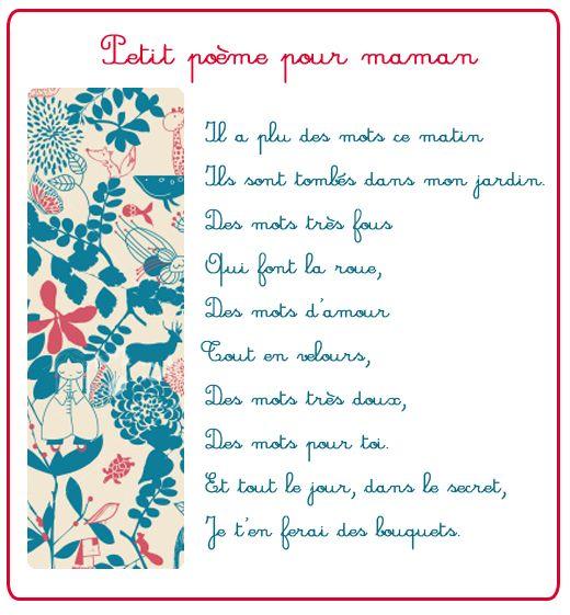 Poeme pour anniversaire maman gratuit - Poeme anniversaire papa ...