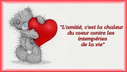 L 39 amiti est images texte citation - Un gros coeur d amour ...